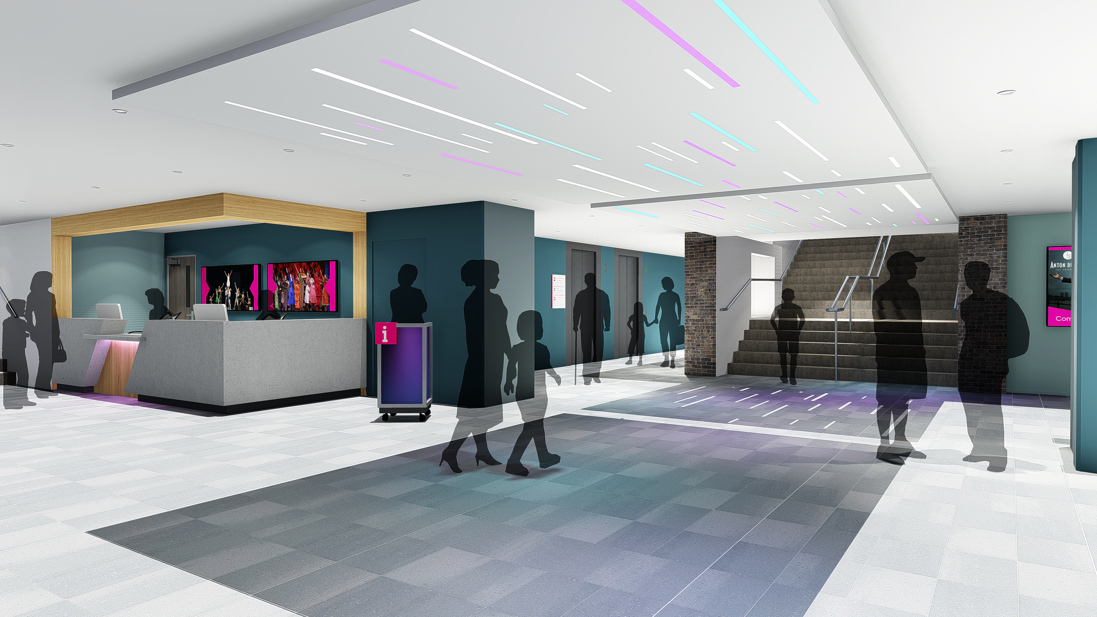 New Assembly Rooms lobby