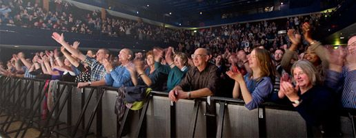 Derby LIVE audience