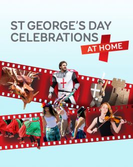 St George's Day Celebrations at Home
