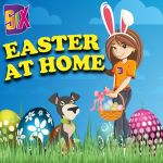 Have an egg-cellent Easter at home with In Derby