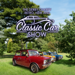 Step back in time with The Derby Charity Retro, New and Classic Car Show