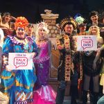 Cast of Peter Pan get behind TALK Derby