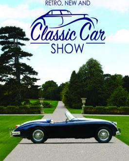 The Derby Charity Retro, New and Classic Car Show