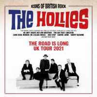Rock along with The Hollies at Derby Arena