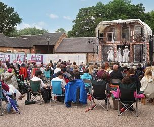 Image for link to Outdoor Theatre Customer Information and Frequently Asked Questions