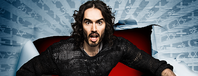 Russell Brand tour 2018