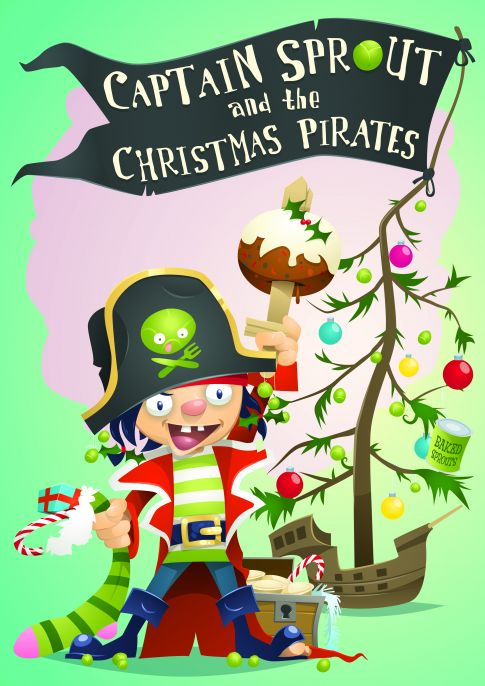 Captain Sprout and the Christmas Pirates
