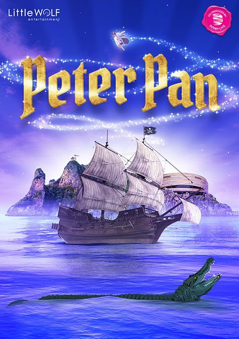 Peter Pan Pantomime Derby