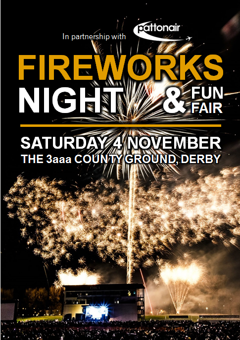 Fireworks Night & Fun Fair 2017