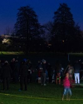 Alvaston Park Friends Virtual Stargazing