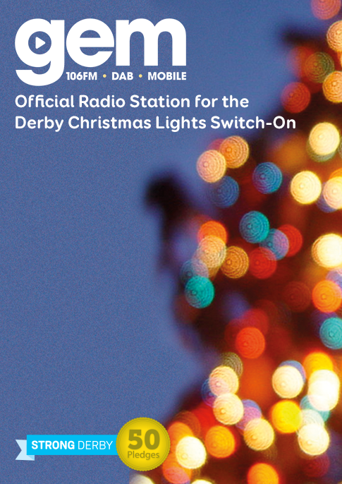Christmas Lights Switch-On