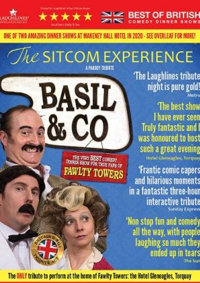 Image for 'The Sitcom Experience' – Fawlty Towers Dinner Show