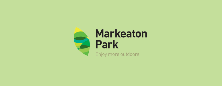 This summer at Markeaton Park