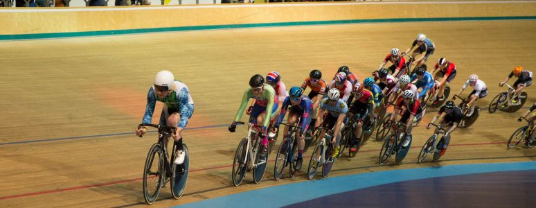 HSBC National Omnium at Derby Arena