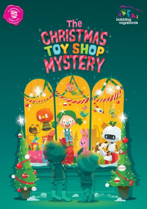 The Christmas Toy Shop Mystery Guildhall