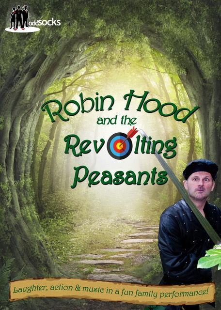 Robin Hood and the Revolting Peasants