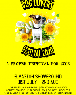 Dog Lovers Festival 2020