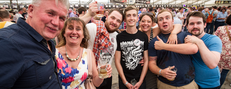Derby City Charter CAMRA Summer Beer Festival 2015