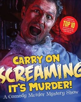 Carry On Screaming It's Murder!