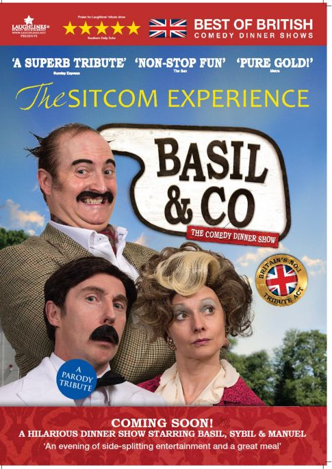 Basil & Co The Comedy Dinner Show