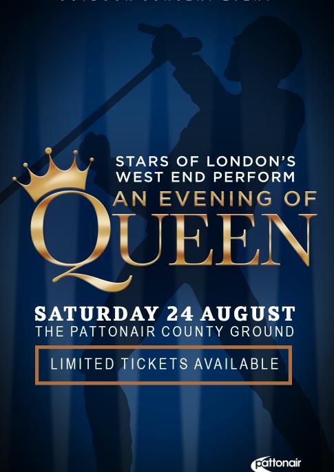 An Evening of Queen | Derby Live