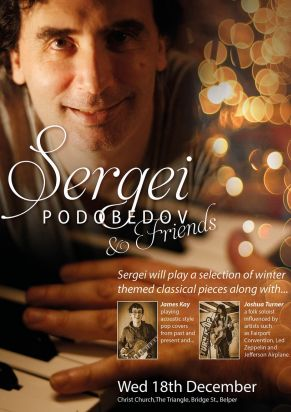Image for Sergei Podobedov & Friends