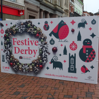 A Festive Derby thank you