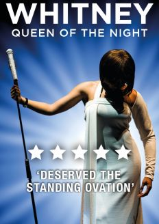 Image for Whitney - Queen of the Night