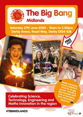 Image for The Big Bang Fair Midlands