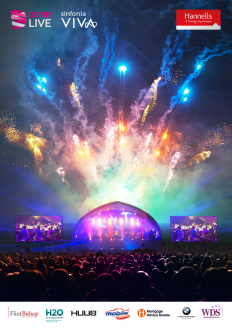 Image for The Hannells Darley Park Concert 2019