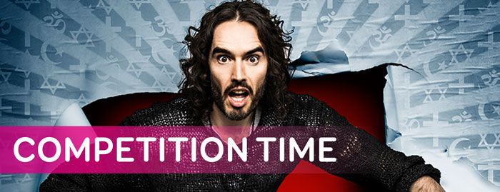 Russell Brand Competition Time