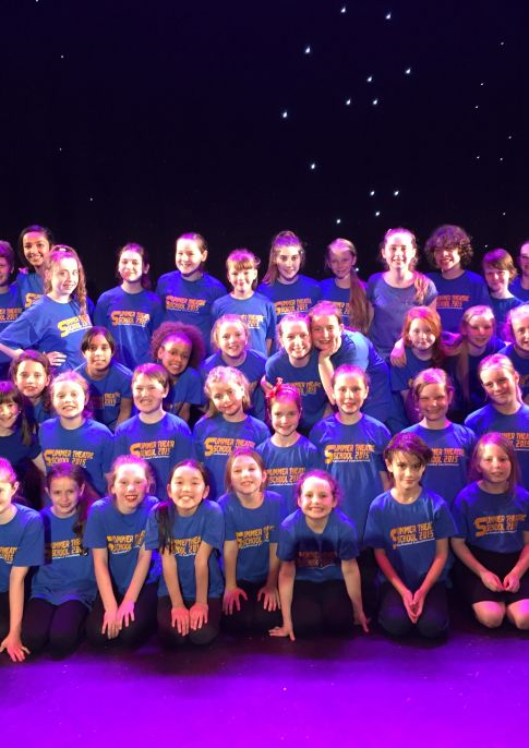 Summer Musical Theatre Showcase