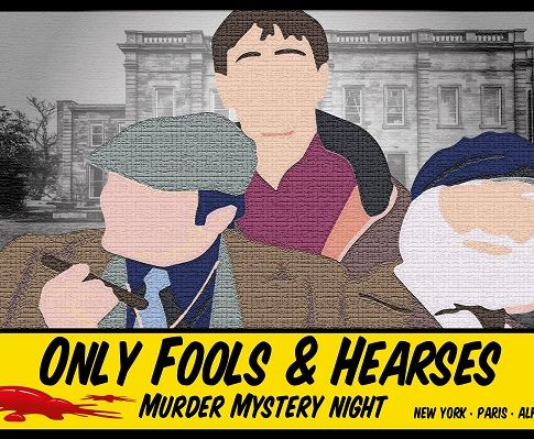Only Fools & Hearses Murder Mystery Night