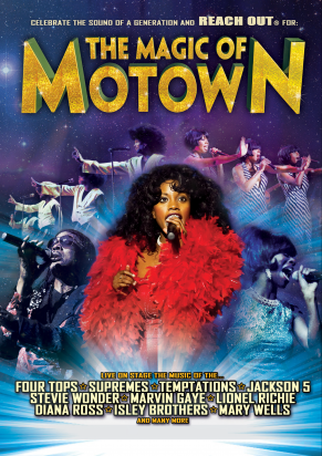 Image for Magic of Motown 2020