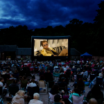 Summer Outdoor Cinema tickets on sale
