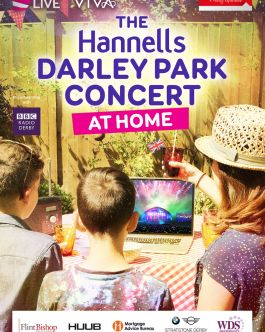 The Hannells Darley Park Concert at Home