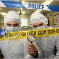 CSI Whodunnit: Burglary in the Library!