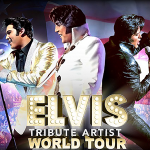 Three Kings come to Derby in world Elvis tribute tour