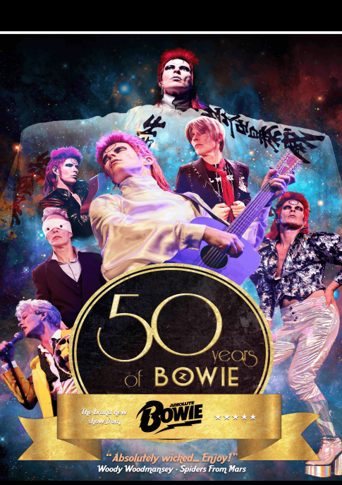 Absolute Bowie – 50 Years of Bowie