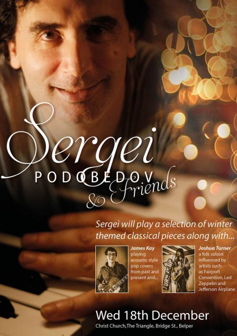 Sergei Podobedov & Friends