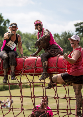 Image for Race For Life and Pretty Muddy